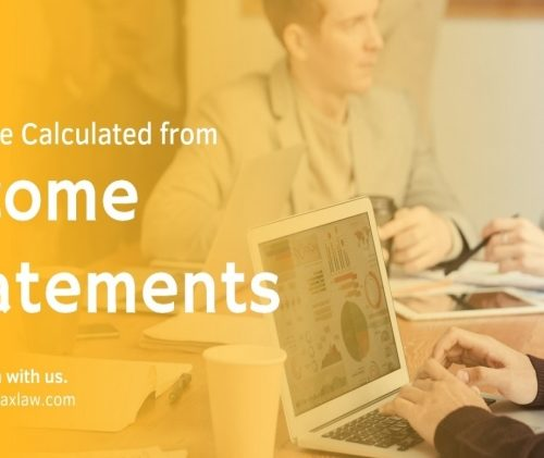 How Effective Tax Rate Is Calculated from Income Statements