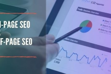 Distinction Between On-Page And Off-Page SEO