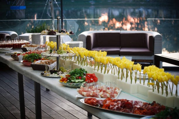 About halal wedding catering in Singapore choices