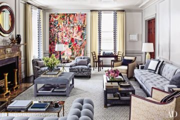 How ottomans can jazz up your living space