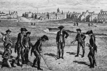 Who Invented the Game of Golf?