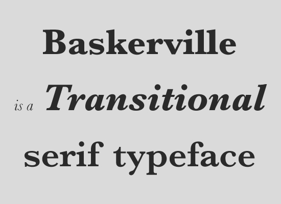 The 5 Types of Fonts: Where and How to Use Them