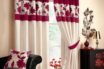 Curtains Give A Stylish Look To Your Window